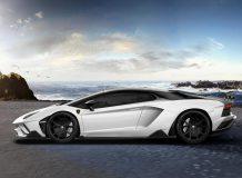 Обвес Tecno для Lamborghini Aventador S фото