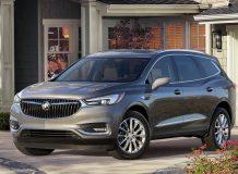 Фото нового Buick Enclave 2018