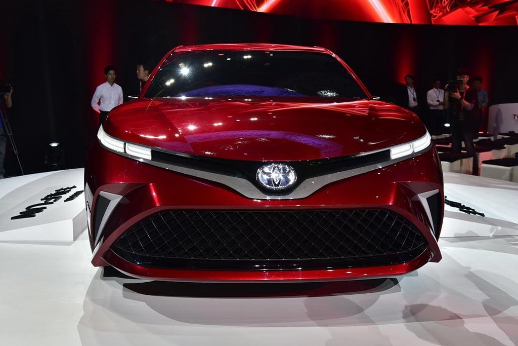 Toyota Fun Concept фото