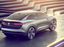 Volkswagen I.D. Crozz Concept фото