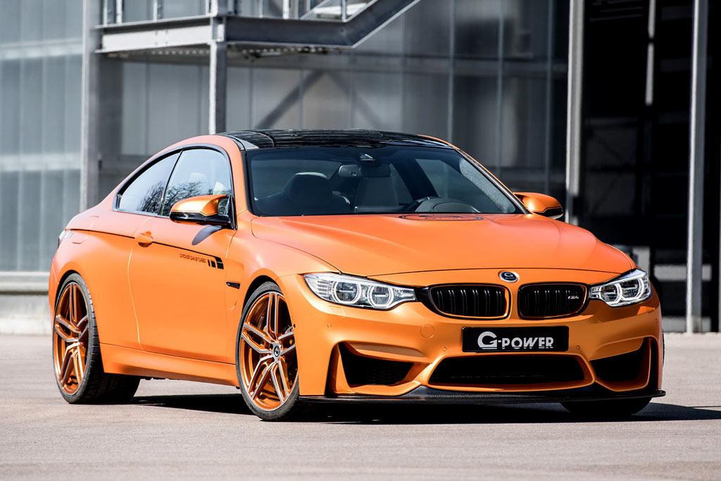 Фото тюнинг BMW M4 от G-Power