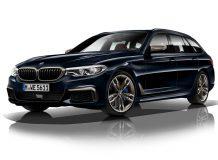 Фото нового BMW M550d Touring