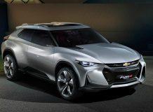 Chevrolet FNR-X Concept фото