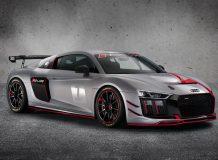 Audi R8 LMS GT4 фото