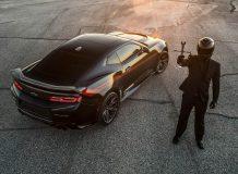 The Exorcist на базе Camaro ZL1 фото