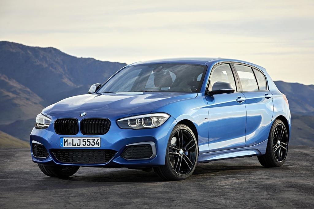 Обновленный BMW 1-серии 2018 года
