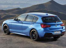 Новая модель BMW 1-Series 2018 фото