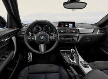 Фото салона BMW 1-серии 2018