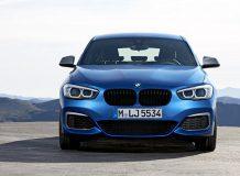 Фото BMW M140i в новом кузове