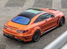 Фото S63 Coupe от Приор Дизайн