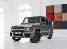 Фото Mercedes G 63 Exclusive Edition