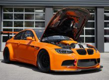BMW M3 GT2 S Hurricane фото