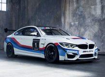 Фото нового BMW M4 GT4