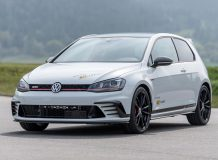 Фото тюнинг VW Golf GTI Clubsport S от O.CT