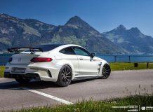 Обвес на новый Мерседес-АМГ С63 купе от Приор Дизайн