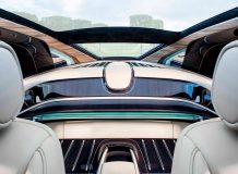 Фото салона Rolls-Royce Sweptail