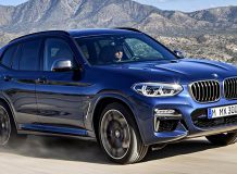 Новый BMW X3 (G01)
