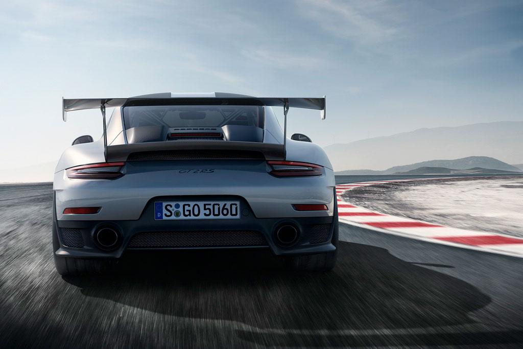 Porsche 911 GT2 RS 2017 фото