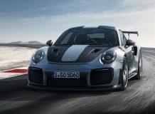 Новый Порше 911 GT2 RS фото