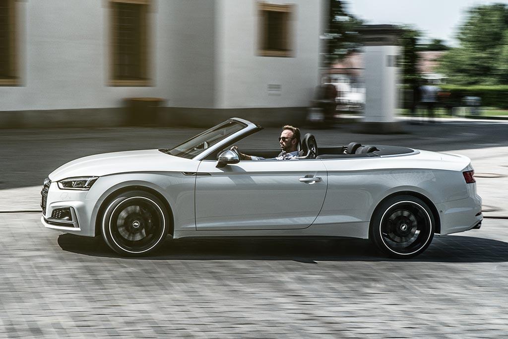 Audi S5 Cabriolet от ABT фото
