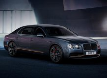 Фото Bentley Flying Spur Design Series