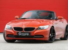 Фото тюнинг BMW Z4 от ателье G-Power
