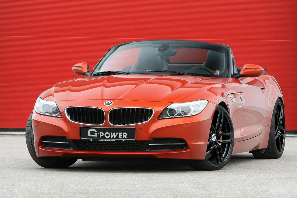 BMW Z4 sDrive18i от ателье G-Power