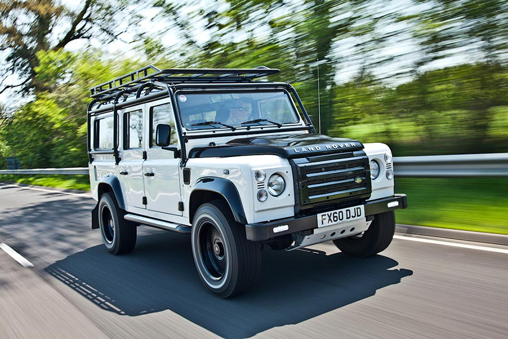 Land Rover Defender с движком Ford 2.3 EcoBoost