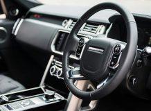Фото салона Range Rover Huntsman