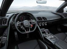 Фото салона Audi R8 Spyder V10 plus