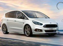 Фото нового Ford S-Max ST-Line