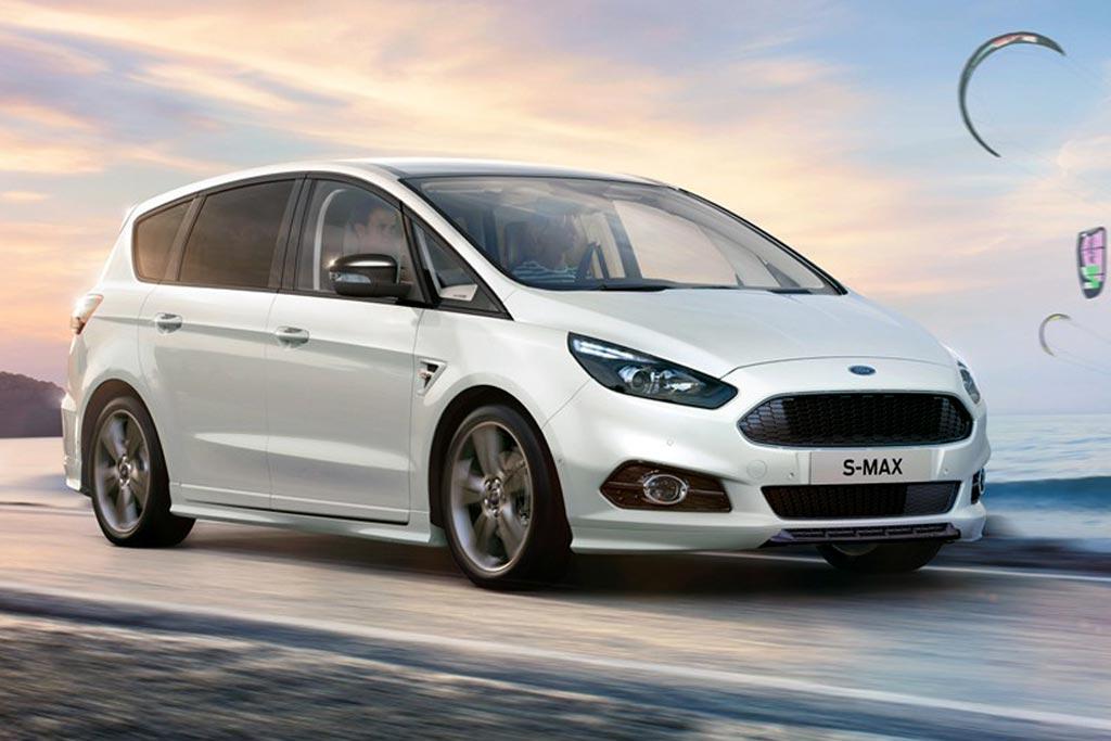 Ford S-Max в пакете ST-Line