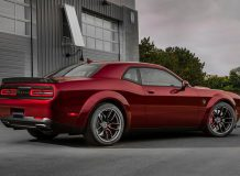 Фото нового Dodge Challenger SRT Hellcat Widebody
