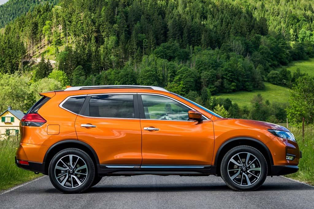Nissan X-Trail 2019 года