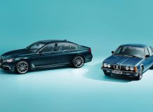 Фото новой BMW 7-Series Edition 40 Jahre