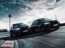 Фото BMW X6 M Black Fire Edition