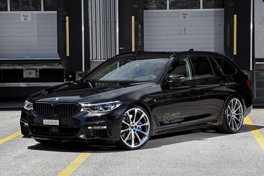 BMW 5er Touring G31 от Dahler