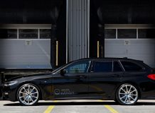 Тюнинг BMW 5 Touring G31 от Dahler фото