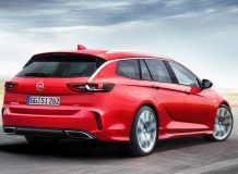 Фото Opel Insignia GSi Sports Tourer
