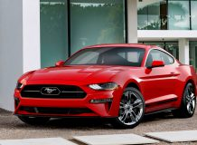 Ford Mustang Pony Package фото