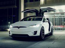 Фото тюнинг Тесла Model X от Новитек фото