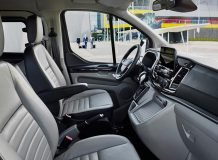 Фото салона Ford Tourneo Custom