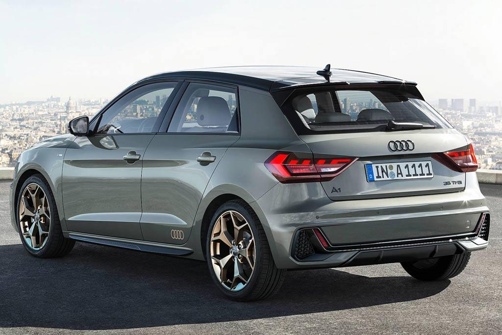 Audi A1 S line в новом кузове