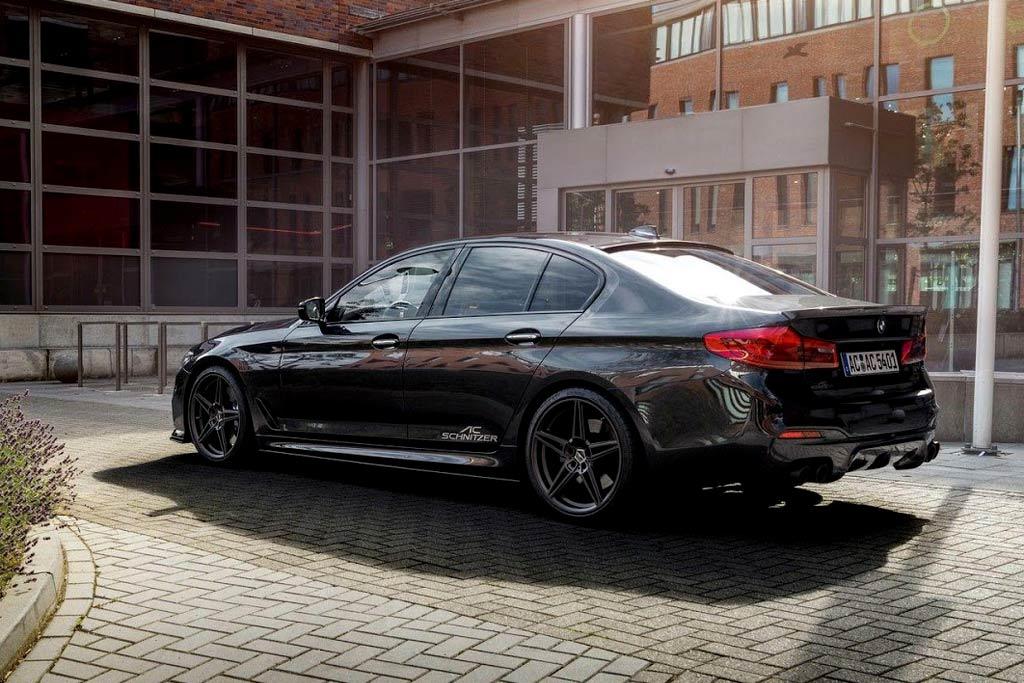BMW 5 G30 от ателье AC Schnitzer