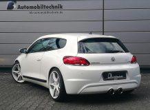 Фото тюнинг VW Scirocco от B&B