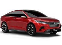 Daihatsu DN F-Sedan Concept фото