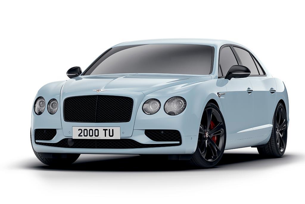 Bentley Flying Spur Black Edition