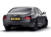 Bentley Flying Spur Black Edition фото