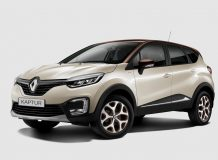Новый Renault Kaptur Extreme фото