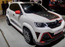 Фото концепта Renault Kwid Extreme